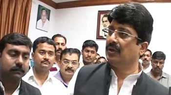Video : Murdered UP cop had prepared list of cases against Raja Bhaiya