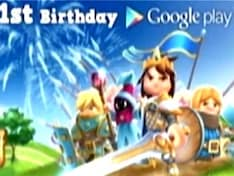 Google's Play Store turns one, Galaxy Note III rumours