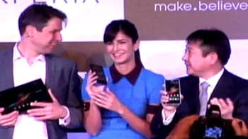 Video : Sony launches Xperia Z in India