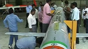 Video : India's cruise missile Nirbhay's maiden test fails