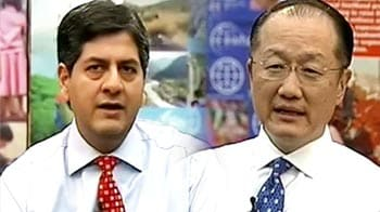 Video : Build a company like Infosys, lift people out of poverty: World Bank president