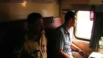 Video : Bitti Mohanty or Raghav Rajan? NDTV shares his train journey to Rajasthan