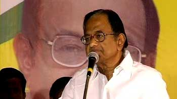 Video : Chidambaram hints at likely vote against Sri Lanka at UN meet