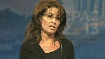 Video : Sarah Palin needles Barack Obama, Republicans in speech