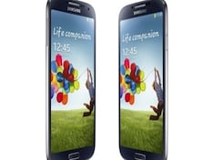 Samsung launches Galaxy S4