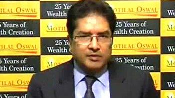 Video : Raamdeo Agrawal: Earnings growth may drop