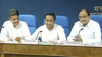 Video : Government is neither lame nor a duck: ministers on DMK crisis