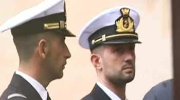 Video : फांसी न देने की शर्त पर इटली के नौसैनिकों की वापसी