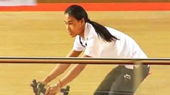 Videos : भारतीय साइक्लिंग चैम्पियन देबोराह से उम्मीद