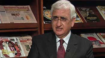 Video : Persuaded Italy, didn't pressure: Salman Khurshid