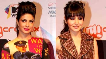 Video : Fashion police: Priyanka, Anushka at Video Music Awards