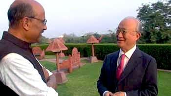 Video : Walk The Talk with Yukiya Amano, Director General, IAEA
