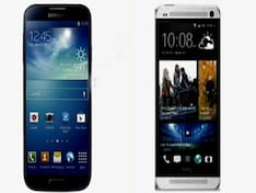 Samsung Galaxy S4 vs competition
