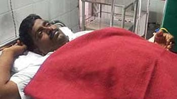 Video : Policeman beaten by Maharashtra MLAs is suspended