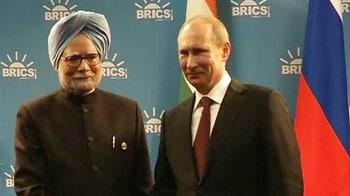 Video : BRICS leaders approve launch of development bank