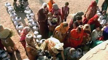 Video : Saurashtra parched; 4,000 villages are desperate for water