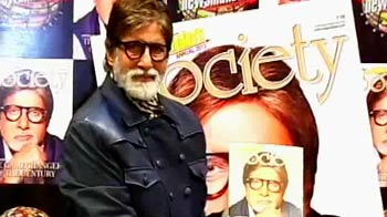 Big B has just books on his mind
