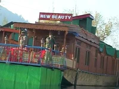Video : British tourist found dead on houseboat in Srinagar