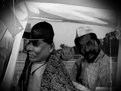 Video : Dandi March is for Gandhi as rickshaw march is for Kejriwal
