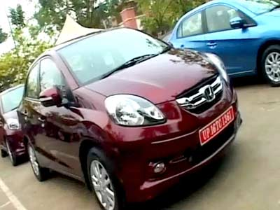 Video : CNB: Honda Amaze and the New York show
