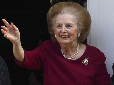 Video : Margaret Thatcher's cricket connection