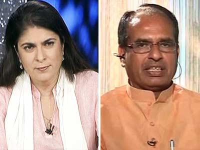 Video : War over PM candidate makes a joke of the BJP: Shivraj Singh Chouhan