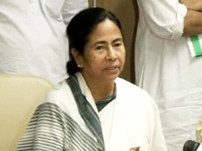 Video : They can kill me but cannot stop me, says Mamata Banerjee after being heckled