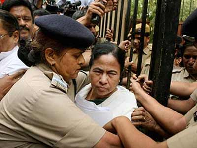 Video : After confronting violent protests, Mamata cancels meeting with PM