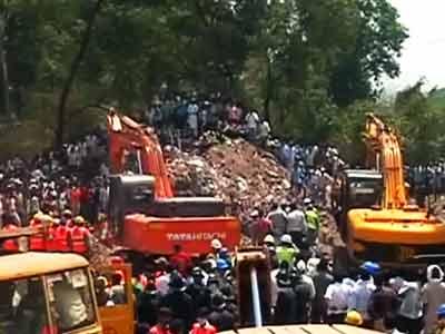 Video : ठाणे हादसा : रिश्वत की नींव पर खड़ी थी इमारत