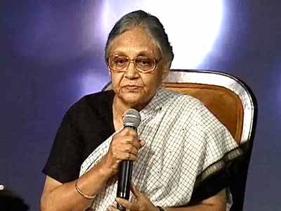 Video : Delhi braveheart's death awakened our conscience: Sheila Dikshit