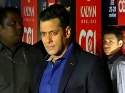 Video : Trouble on the sets of Salman's film <i>Mental</i>