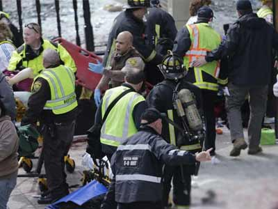 Video : Boston rattled by twin explosion as terror revisits America