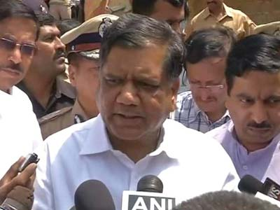 Video : Bangalore blast: We believe BJP was the target, says Chief Minister