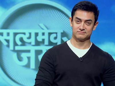 Aamir in Time's 100 Most Influential People In The World list