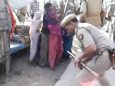 Video : Minor's rape, murder: After police brutality, senior cop's insensitive remarks