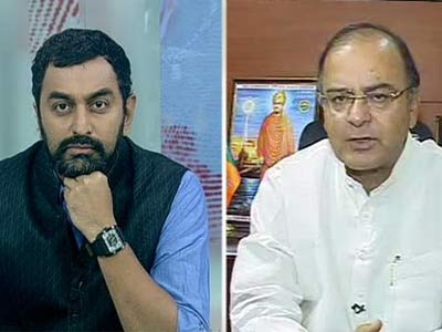 Video : King who chooses to be misled doesn't deserve to be the ruler: Jaitley on 2G report