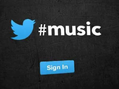 Video : Twitter launches #music service
