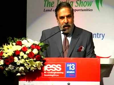 Video : IESS 2013: Future of the manufacturing sector in India