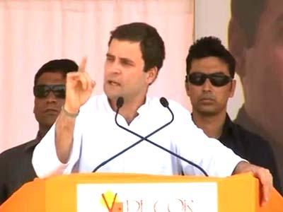 Video : Rahul Gandhi launches Congress' bid to win back Karnataka