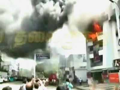 Video : Coimbatore bank fire: 4 women die, fire officials say there was no emergency exit