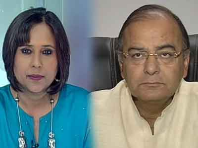 Video : Coal issue beyond Law Minister; PMO must explain: Arun Jaitley