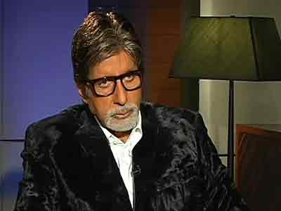 Big B on playing a 'father figure' to Leonardo DiCaprio