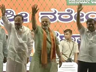 Video : Will Narendra Modi deliver Karnataka for BJP?