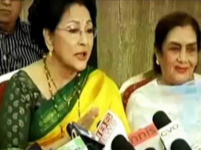 Mala Sinha rejects Dadasaheb Phalke Academy award