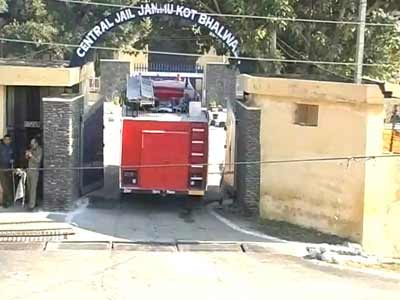 Video : Attacked Pak prisoner Sanaullah being air-lifted from Jammu to Chandigarh