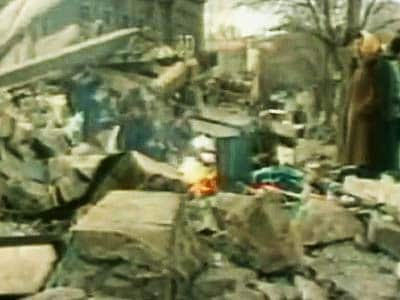 Video : Devastating earthquake in Armenia, thousands killed (Aired: December 1988)