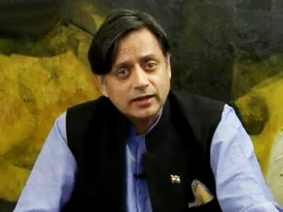 Video : Shashi Tharoor answers your Qs on education in India