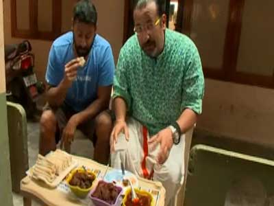 Video : Promo: Highwaymen ignite their tastebuds with spicy Andhra food