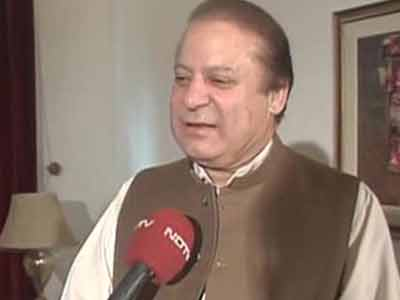 Video : PM is the boss, not the army chief: Nawaz Sharif to NDTV