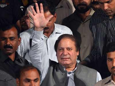 Video : The Nawaz Sharif comeback